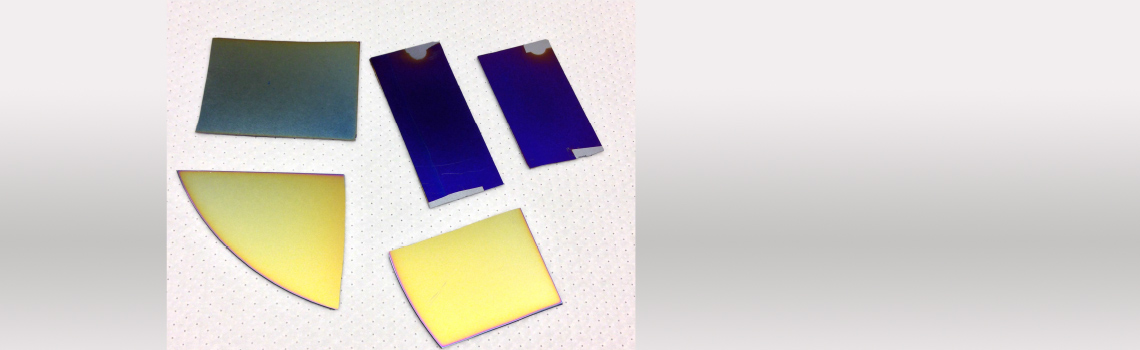 Scalable, multifunctional hybrid thin films