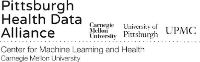 Pittsburgh Health Data Alliance & Center for Machine Learning and Health CMU